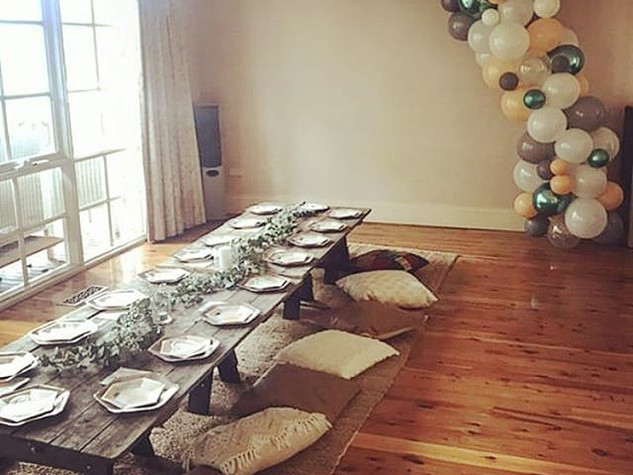 Rustic Low Tables
