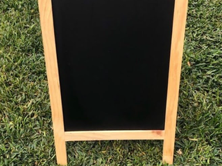 Small A Frame Chalkboard