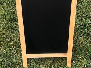 Small A Frame Chalkboard