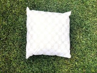 Gold Fleck Cushion