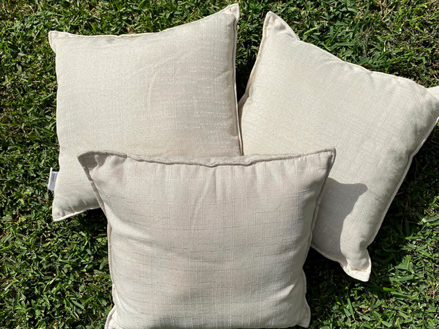 Classic Beige Cushion
