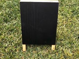 Mini A Frame Chalkboard