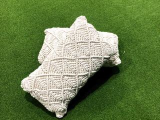 Cream Willow Cushion