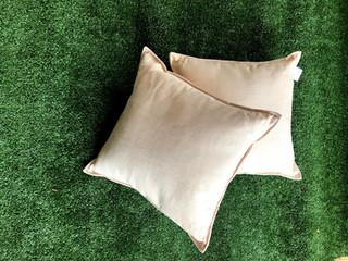 Pink Classic Cushion