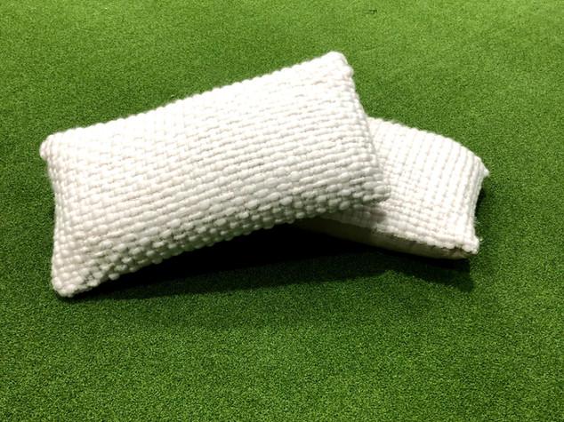 White Cloud Cushion