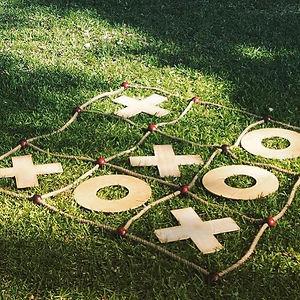 Giant Naughts & Crosses