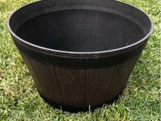 Resin Whisky Barrel