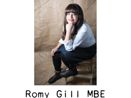 Romy Gill is coming to Bleecker Bloomberg