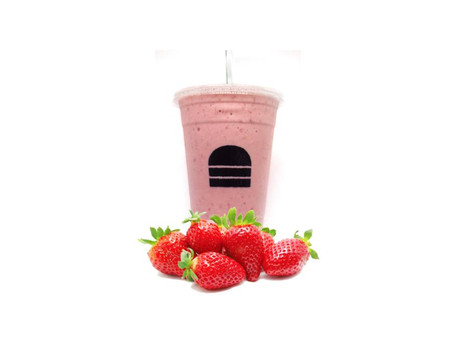 STRAWBERRY SHAKE RETURNS.