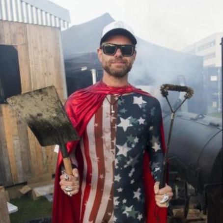 DJ BBQ KITCHEN TAKEOVER.