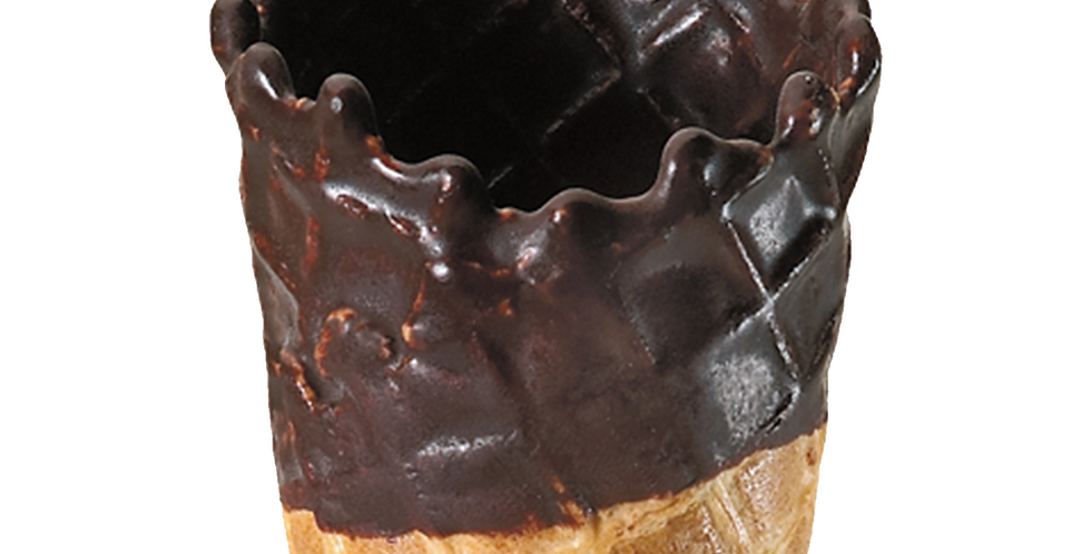 Chocolate Waffle Cone Pack