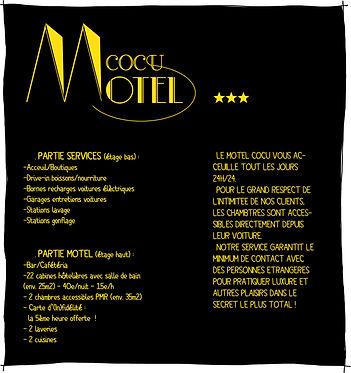 Affiche Motel Cocu