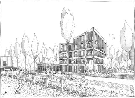 Logements à Saulx-les-Chartreux