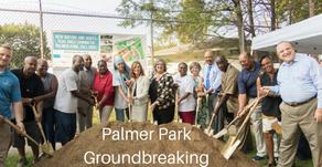 Brandywine Health Breaks  Ground for Palmer Park