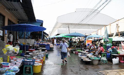 シラチャ市場
