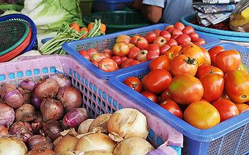 シラチャ市場野菜