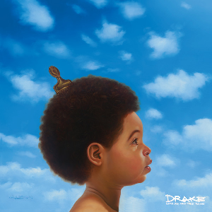 baby drake on the cover of the album