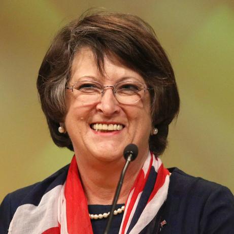 Catherine Bearder MEP
