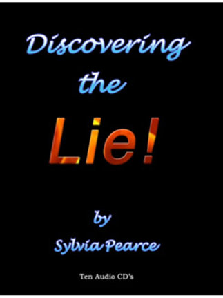 Discovering the Lie 10 Audio CD set by Sylvia Pearce