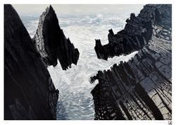 Sea rocks - £1950.00