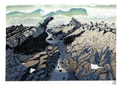 Wave cut gully - £1950.00