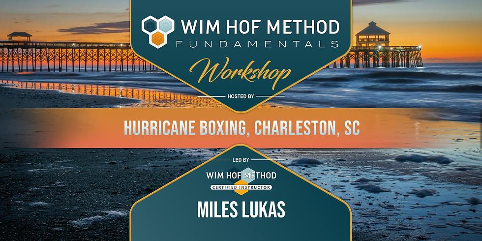 WHM Fundamentals   Hurricane Boxing, Charleston, SC