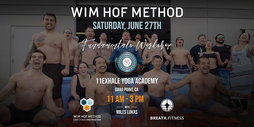 WHM Fundamentals Workshop 11Exhale