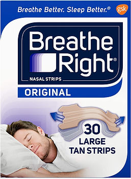 Reduce Snoring and Relieve Nose Congestion