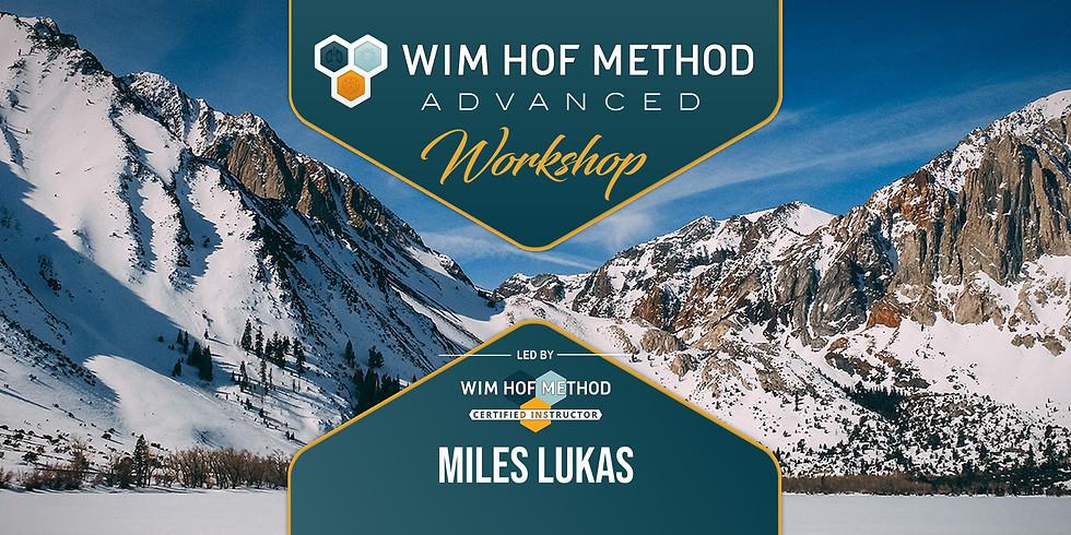 WHM Advanced Workshop | Indigo Dragon | Encinitas, CA