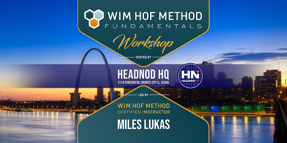 Wim Hof Method Fundamentals   Granite City, IL