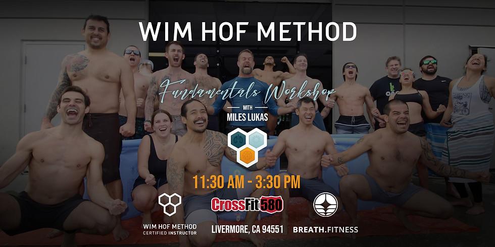 WHM Fundamentals CrossFit 580 Livermore, CA