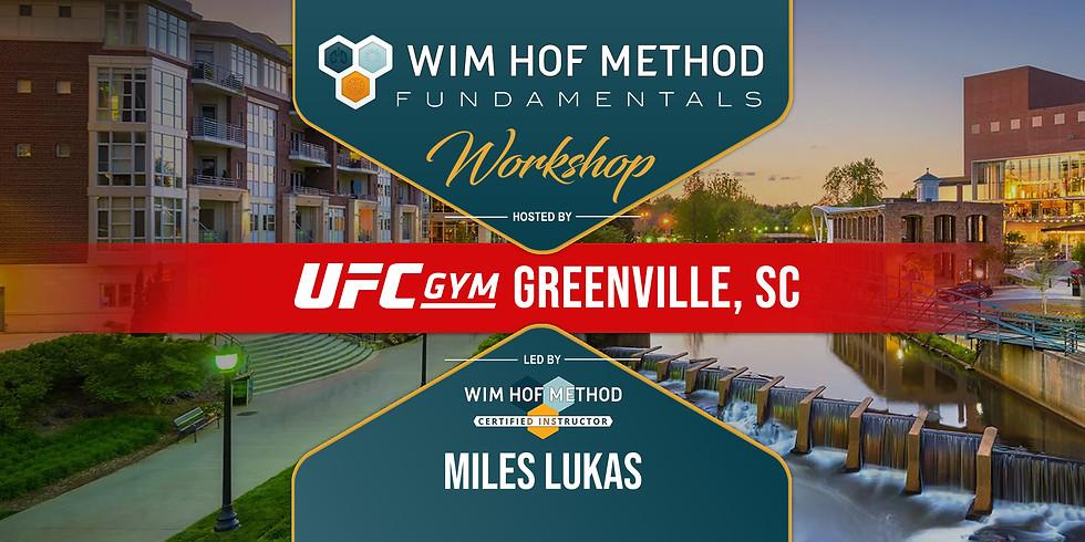 WHM Fundamentals   UFC Gym, Greenville, SC