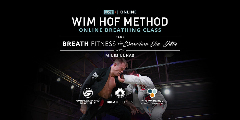 WHM & Breath Fitness for BJJ