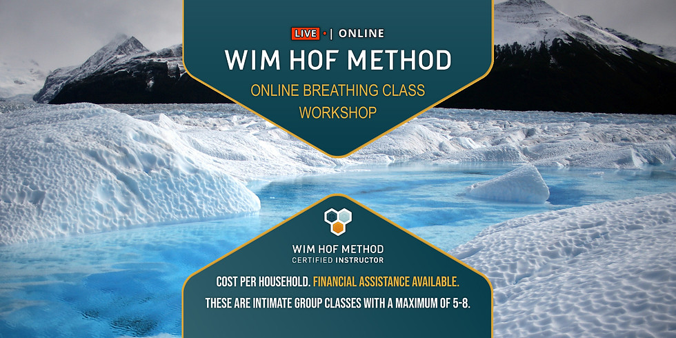 WHM Online Breathing Class Workshop May 9th