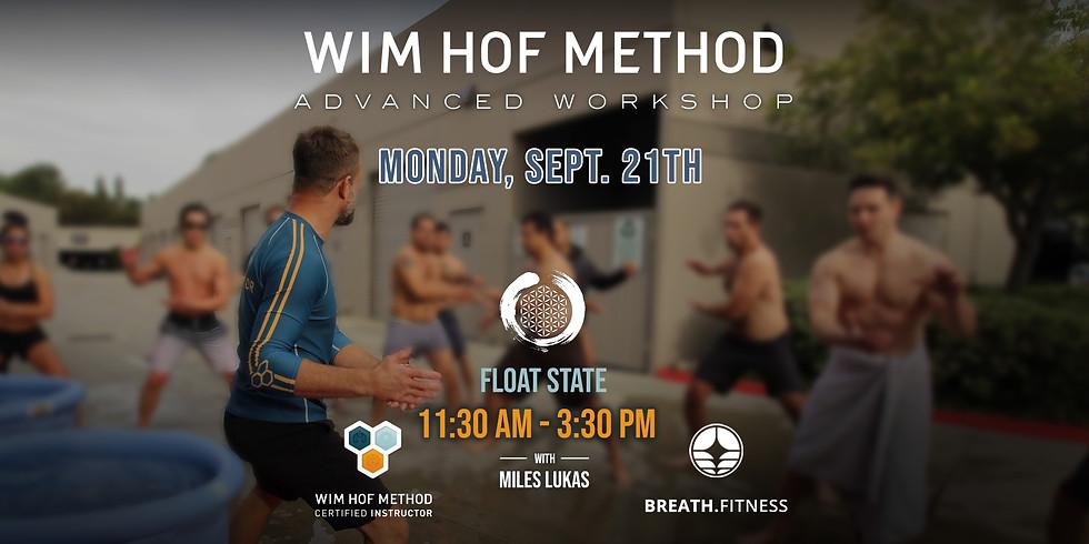 WHM Advanced Workshop, Sept. 21st