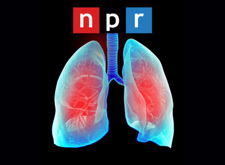 Amazing New 30 Minute NPR Podcast About Breathwork with James Nestor