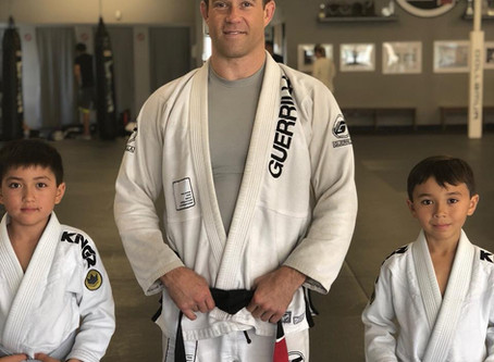 I accepted that I'd never get a Black Belt.