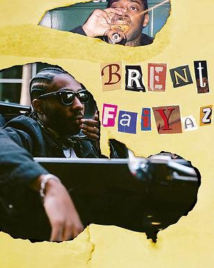Artist Spotlight, Brent Faiyaz