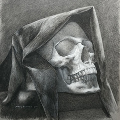 Laurel Bushman Skull Study.jpg