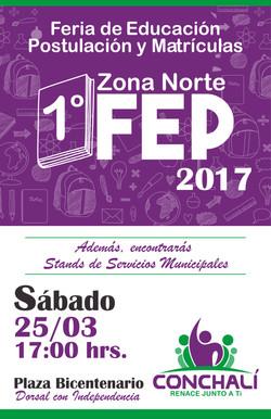FEP 2017 Zona Norte