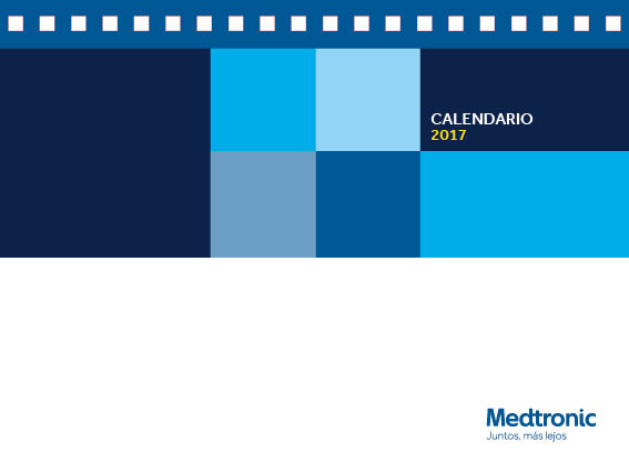 Calendario Medtronic 2017