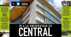 Campaña admisión U.Central