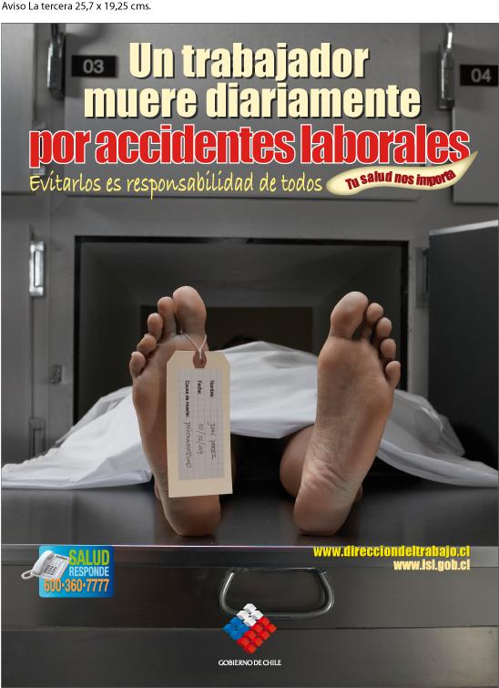 Campaña para el M. de Salud