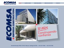 DESARROLLO WEB ECOMSA