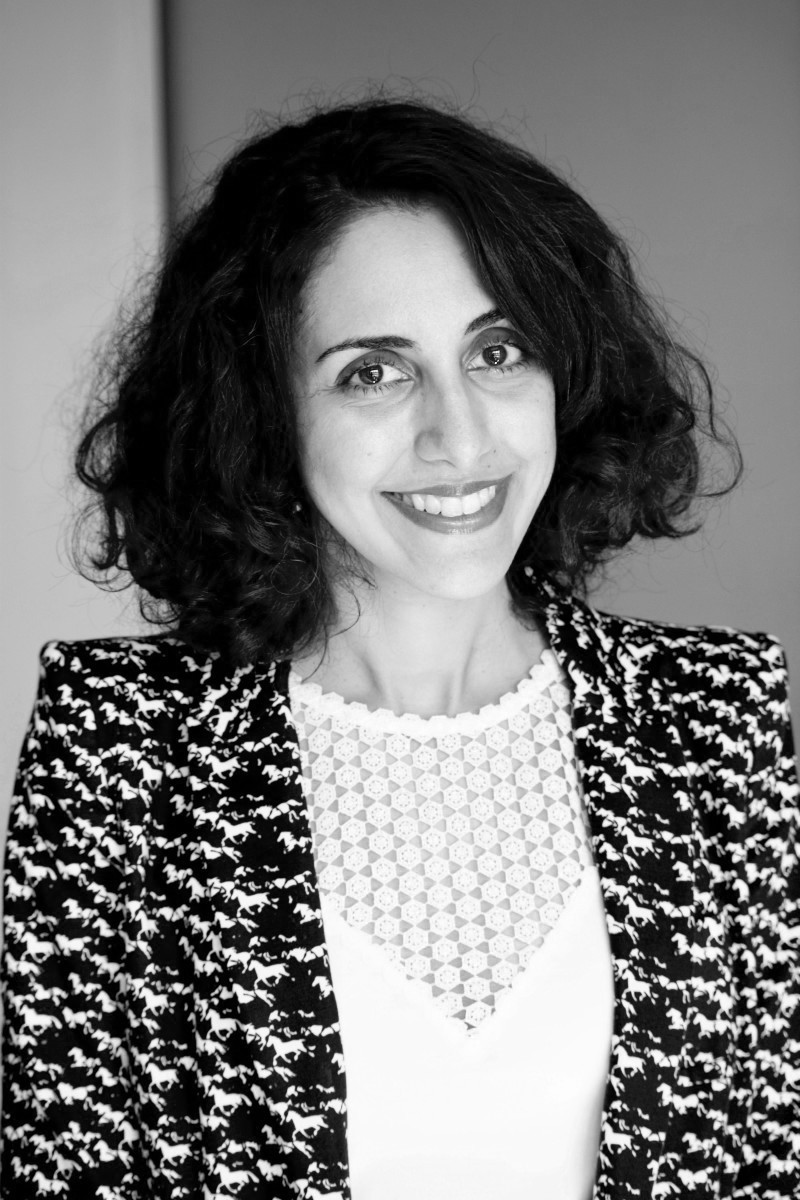 Ms. Salehpour Recently Interview on Her Legal Work in AI and Tech