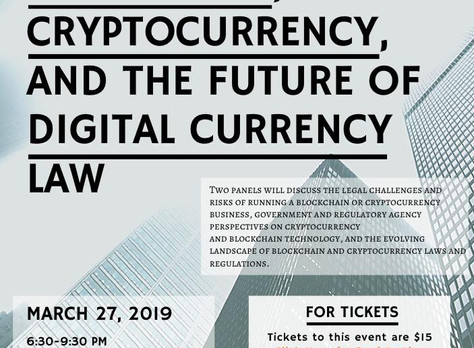 Ms. Salehpour Recently Spoke on Blockchain and Cryptocurrency Law for Pepperdine Law