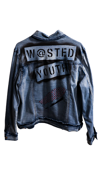 """Wasted Youth"""