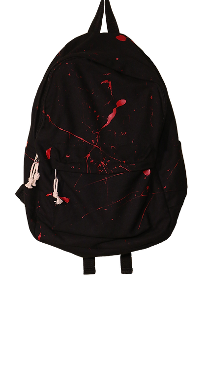 """Splatter Bag"""