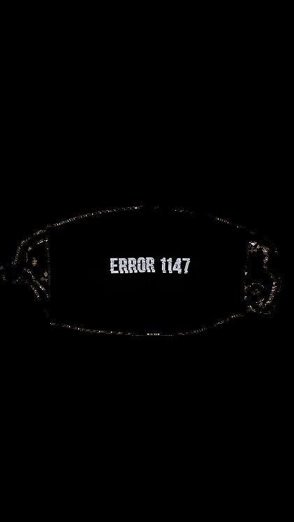 """""""Error 1147"""""""