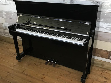 NEW Hailun HL121-A upright piano